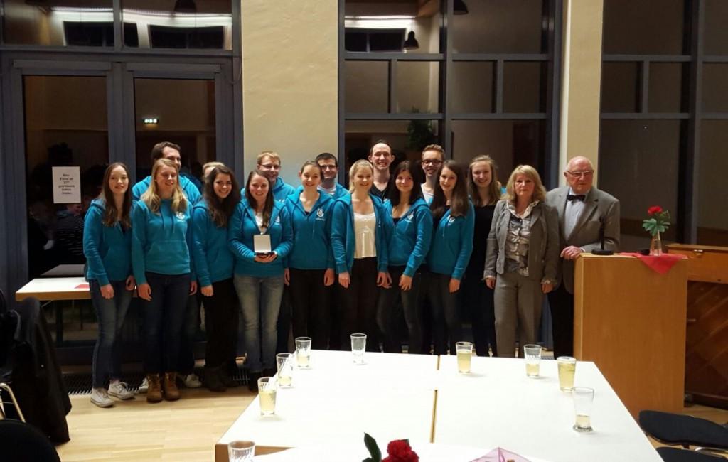 2016-2-26 Verleihung der Erlenbachmedaille (1)